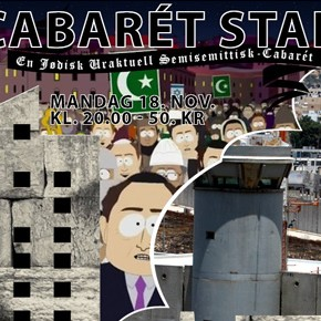 Internert - Cabarét Standard på Skuret 18. november