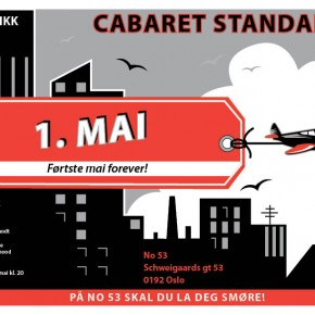 1. mai cabaret