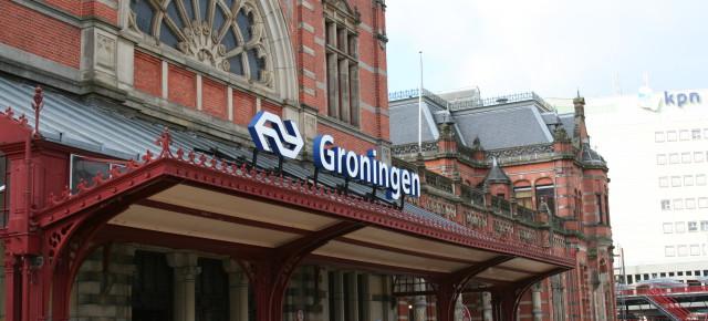 Med De Utvalgte til Groningen